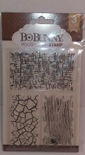 """BoBunny Clear Stamps 4/""""X6/""""-Botanical Journal 7311109"""