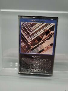 VINTAGE BEATLES AUDIO CASSETTE TAPE, 1967-1970, CAPITOL RECORDS, 4X2K 3404