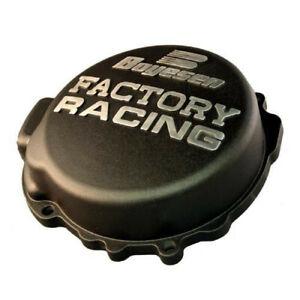 09400699 ignición tapa Factory Racing repuesto aluminio negra-KTM SX EXC...
