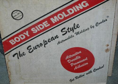 Vintage Cowles Protekto European Style Trim 33-302-25 Med Blue 5//8 Molding NOS