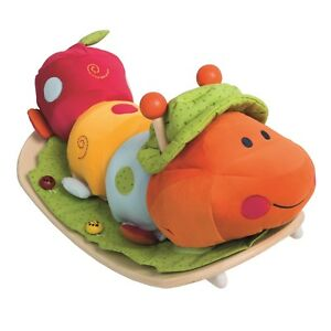 Roba Kids Rocking Caterpillar - Animal à Bascule Avec Chapeau Amovible Neuf