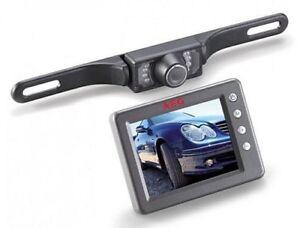 AEG-Kabelloses-Rueckfahrkamera-Einparkhilfe-Rangierhilfe-Kamera-B-Ware
