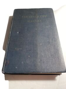 The Bluejackets' Manual-The United States Navy-HC-Fifteenth Edition-1957
