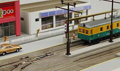 Tomix 3076 Street Car (Tram) Track Kit (N scale)