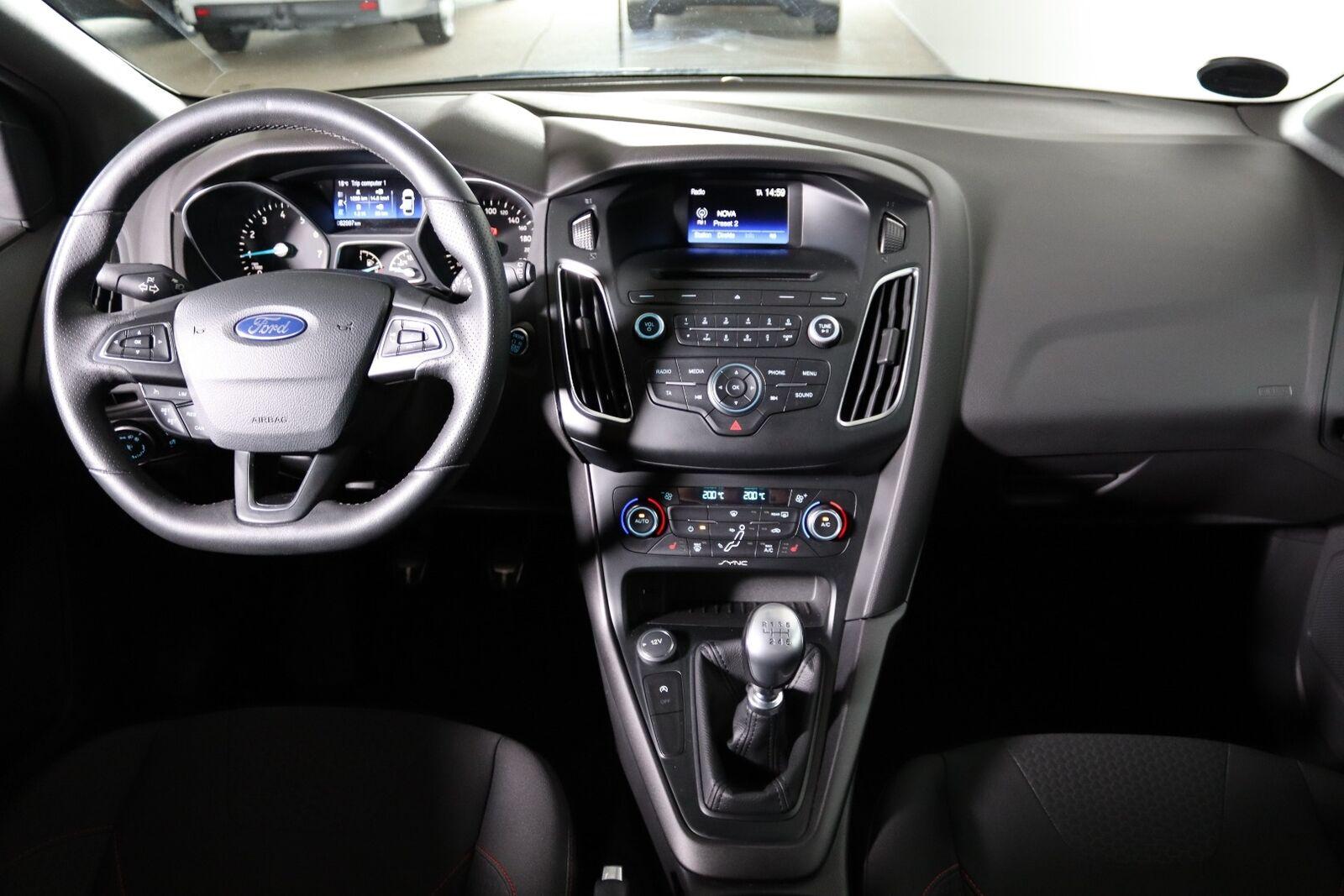 Ford Focus 1,5 SCTi 150 ST-Line stc. - billede 7