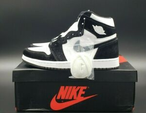 Details about Nike Air Jordan 1 Retro High OG Twist Panda 6-8 Black White  CD0461-007