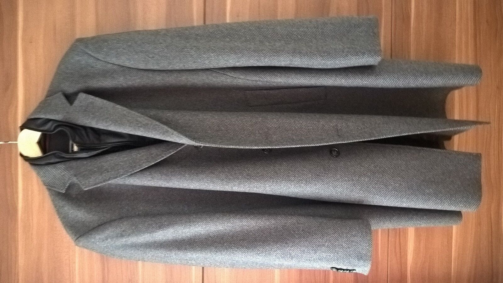 Bugatti - Herrenmantel Grau Gr.56