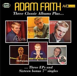 ADAM-FAITH-THREE-CLASSIC-ALBUMS-PLUS-2-CD-NEW