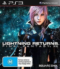 1 of 1 - Lightning Returns: Final Fantasy XIII Includes DLC Ps3 RPG