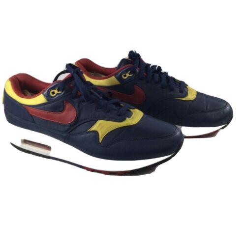 Nike Air Max 1 Snow Beach Blue Sneakers Size 11 - image 1