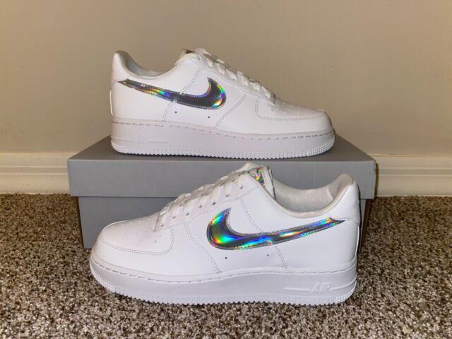 Nike Air Force 1-100 Swoosh Pack Triple