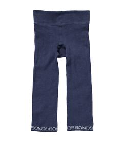 0-6m 1-2-3 years Navy Blue NEW Bonds Baby Boy Girl Classic Cotton Sock Legging