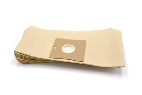 10x Staubsaugerbeutel Papier für Grundig Typ G Hygiene Bag VCC 7650 Bodyguard