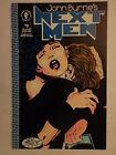 Next Men John Byrnes Richardson Stradley #9 Dark Horse Comics November 1992 NM