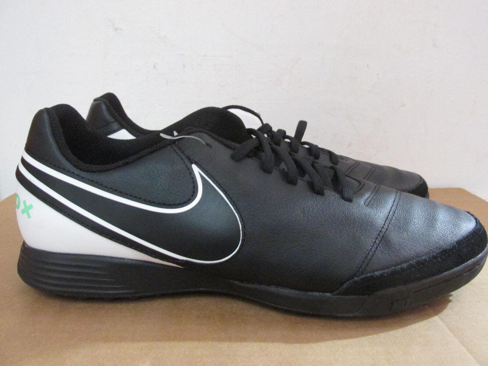 Nike Tiempox Genio II Cuir Tf Baskets 819216 002 Chaussures de Foot Échantillon