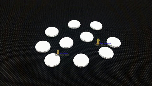 10pcs New White Color Central Button Key for iPod 5th Gen Video 30GB 60GB 80GB