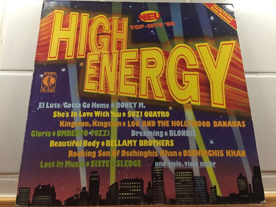 LP, High Energy, 79