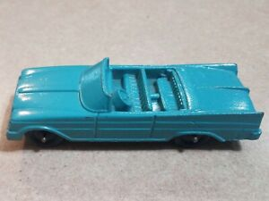 Tootsietoy Chicago Vintage Chrysler convertible dye cast toy 4in Made the USA