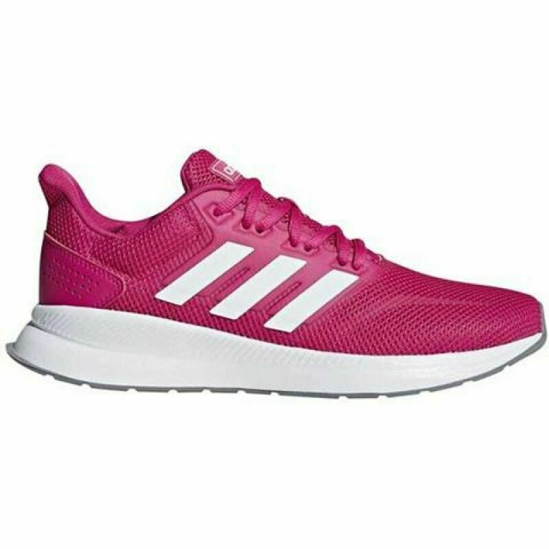 Pink Running shoes adidas Runfalcon W F36219