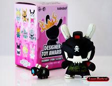 Quiccs Baby TEQ63 Black - DTA - Designer Toy Awards Dunny Mini Series Kidrobot