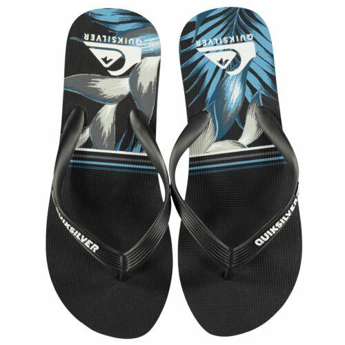 Quiksilver Herren Paradise Flip Flops Badeschuhe Sommer Schuhe Zehentrenner