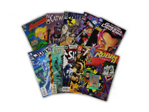 Searchlight Comics 10 Comic Value Pack Gift Bundle Choice Marvel Dc Indy Ebay