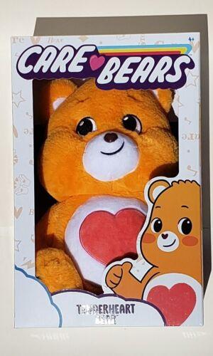 "NEW 2020 Care Bears 14/"" Medium Plush Soft Huggable Material Share Bear RARE"