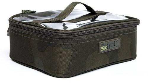 Sonik SK-TEK  Accessory Pouch For Terminal Tackle Leads Lures Spinners Floats