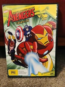 The-Avengers-Earth-039-s-Mightiest-Heroes-Invasion-DVD