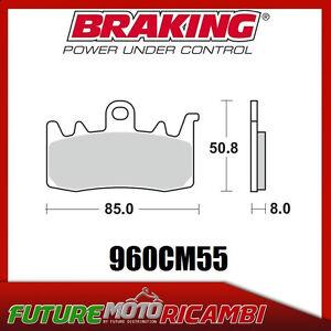COPPIA-PASTIGLIE-BRAKING-ANTERIORE-SINTERIZZATE-BMW-R-1200-GS-2013-BRAKE-PADS