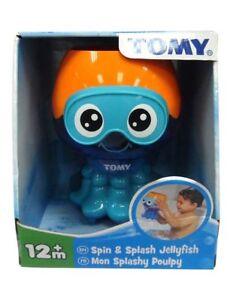 NEW Tomy Spin & Splash Jellyfish