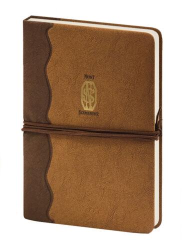 Fantastic Beasts Newt Scamander Logo Premium A5 Notebook  Exercise Book Notepad
