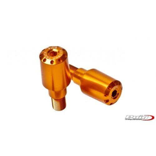 PUIG Lenkerende Gegengewichte Aluminium 40 mm lang
