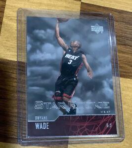Dwyane Wade 2003-2004 Upper Deck Star Rookie RC #305 HEAT Dade County LEGEND!!