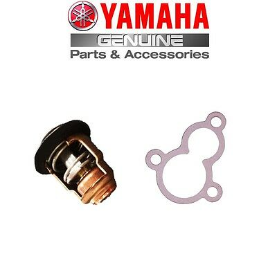 THERMOSTAT /& GASKET FOR YAMAHA OUTBOARD 2.5 HP 4 str F2.5A 66M-12411-00