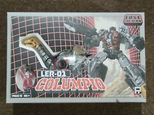 FANSPROJECT LER-01 Columpio (includes diaclone Driver) TFCON Exclusive New