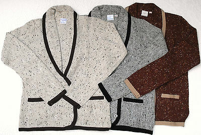 Womens vintage cardigan UNUSED woolly jacket Size 14 16 Choice of colour