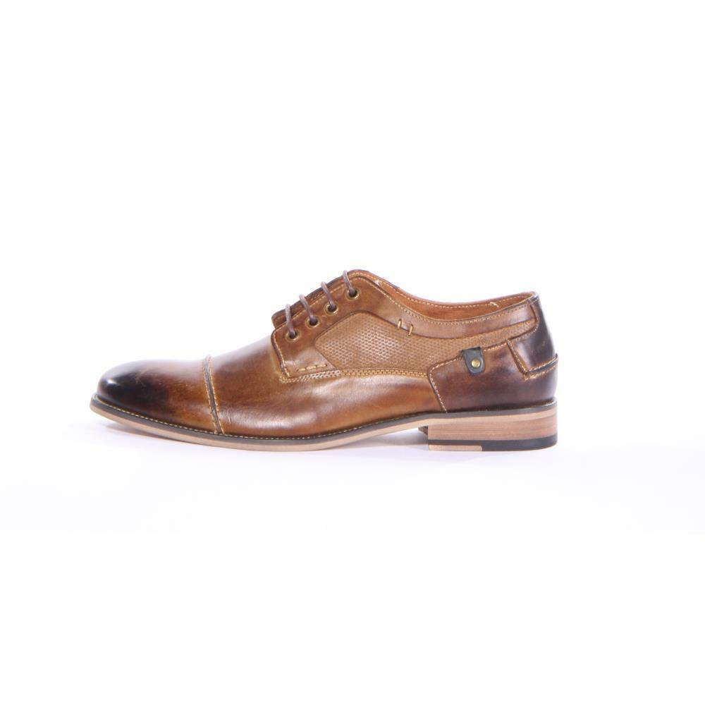 Jagwar Steve Madden Brown Shoes Uomo Brown Madden Size 10 00915d