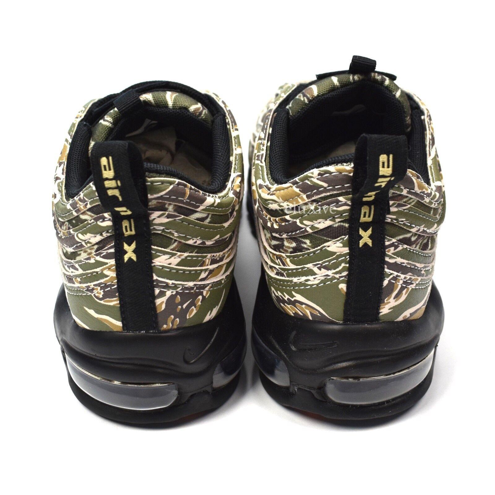lower price with da1c4 8ac92 ... NWT Nike Air Max 97 país Camo Usa Usa Usa American Flag Hombres  Zapatillas Authentic casual ...