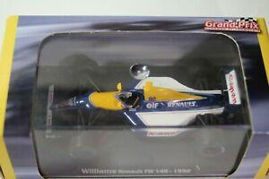 ATLAS-Editions-F1-WILLIAMS-RENAULT-FW-14B-1992-modello-pressofuso-GRAND-PRIX-AUTO
