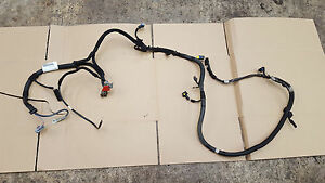 Peugeot 207 Battery Positive Connector Wiring Loom harness