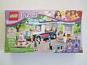 Lego Friends MiniFigure EMMA from the Heartlake News Van set 41056 New