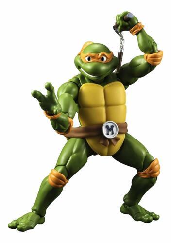 *NEW* Teenage Mutant Ninja Turtles TMNT Michelangelo S.H.Figuarts Figure