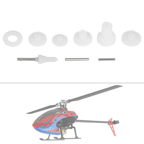 1X Metal Upgrade Servo Gear Accessory Set for WL K130 Remote Control Helicopter