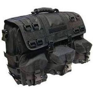 la mejor moda brillo de color estilo máximo Detalles de Negro Molle Táctico Militar Portátil Ordenador Campo Maletín  Bolsa de Hombro