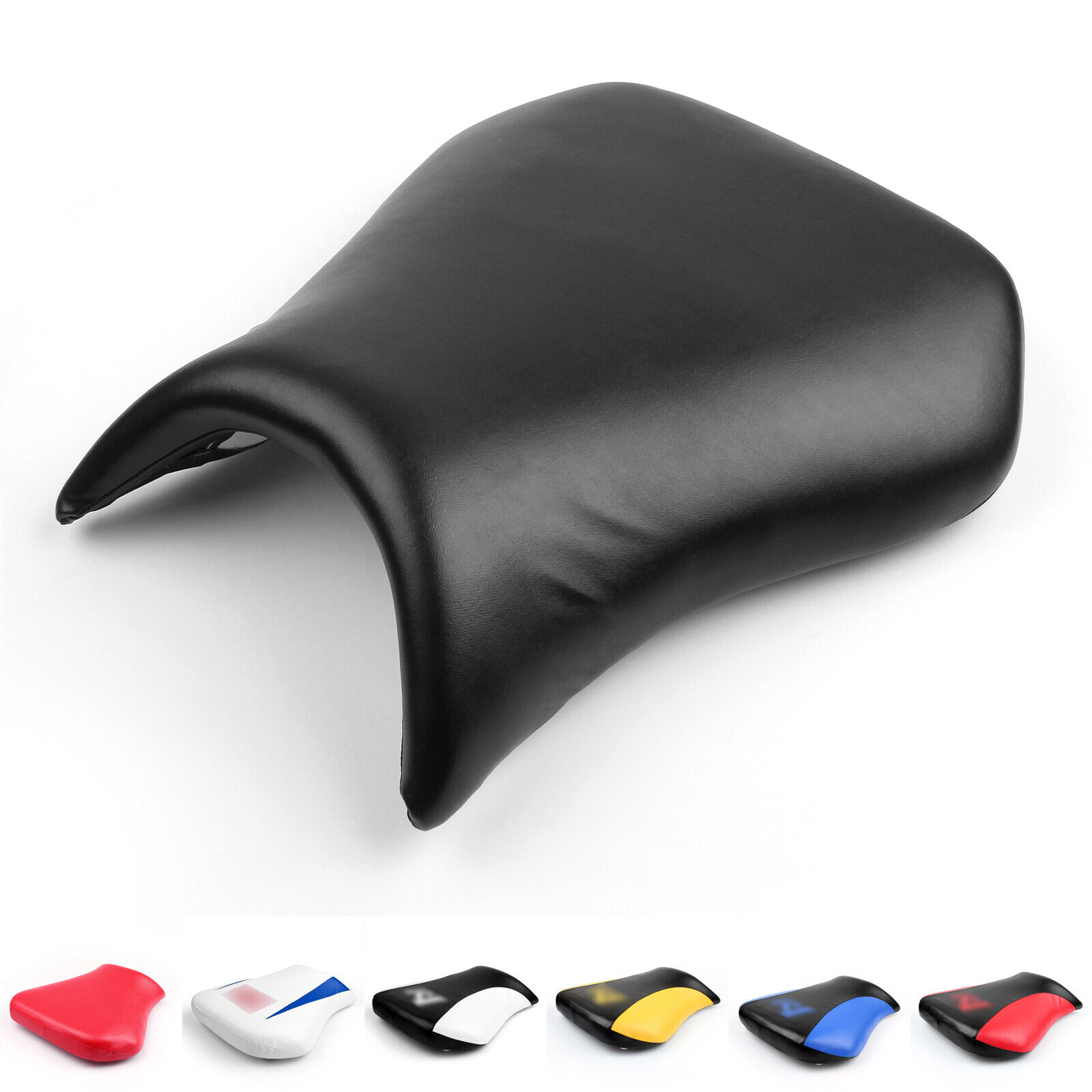 Selle pilote Seat Leather Cover Pour Yamaha YZF 1000 R1 2000-2001