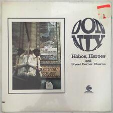 DON NIX HOBOS HEROES AND STREET CORNER CLOWNS LP ENTERPRISE STAX 1973 SEALED