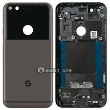 5'' Black Google Pixel Nexus S1 Back Battery Door Housing Cover Case Replacement