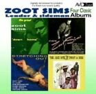 Four Classic Albums 5022810306122 by Zoot Sims CD