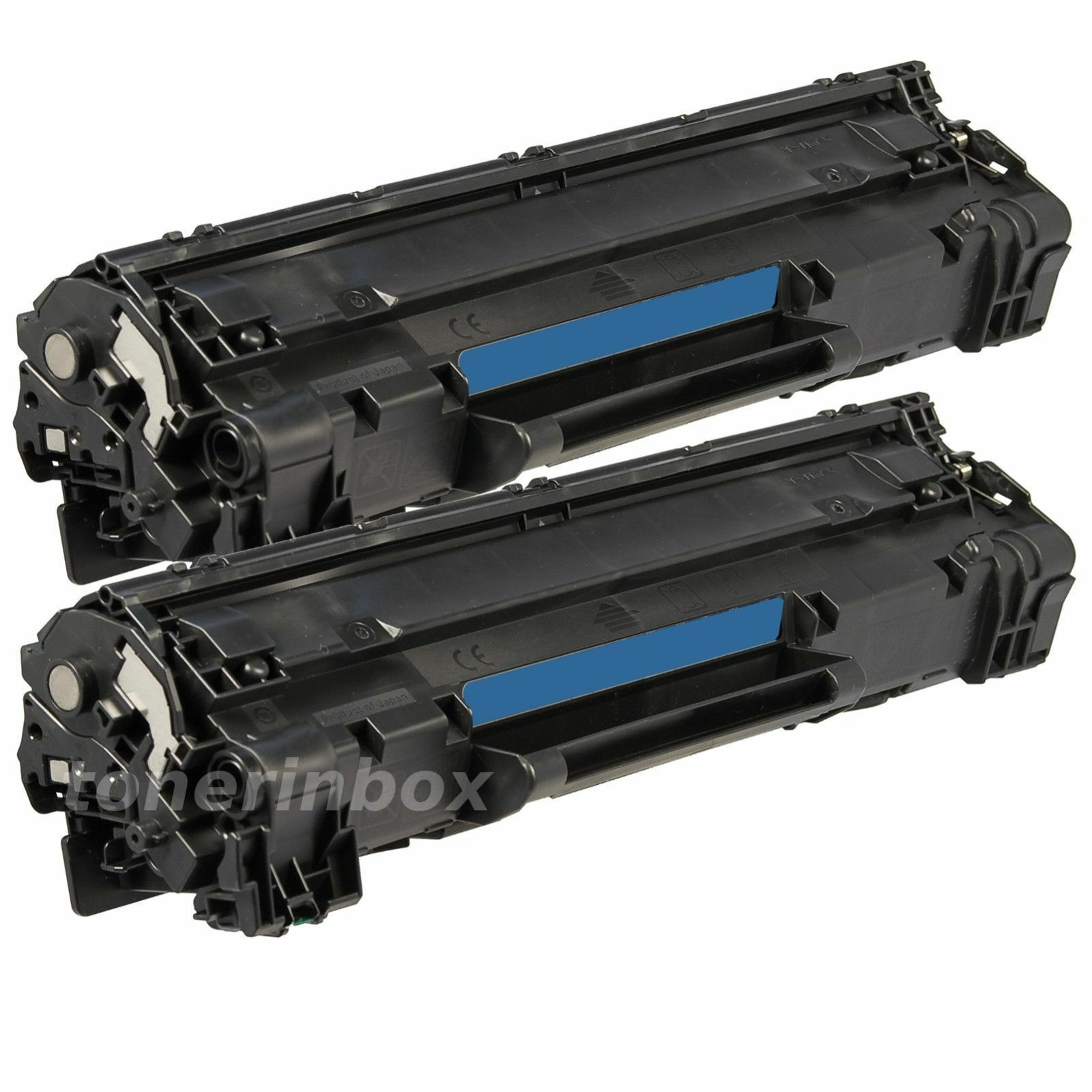 M225dn Replacement for 83A M225dw InkClub 3 Pack Compatible Black Toner Cartridge M201dw M125nw M201n Printers M125a for Use with Laserjet Pro MFP M127fn M127fw